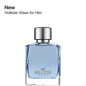 New Hollister Wave
