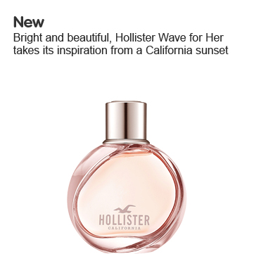New Bright and Beautiful ,Hollister Wave for her