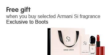 Discover Armani Si