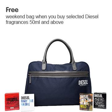 Diesel Bag GWP