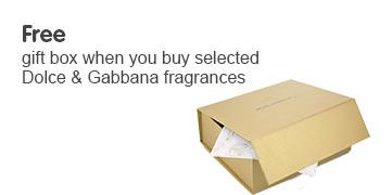 Free D&G fragrances