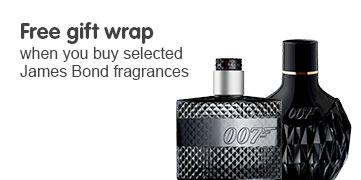 Free James Bond Gift Wrap