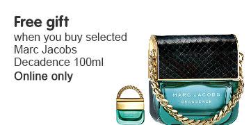 free gift wyb mj decadence 100ml
