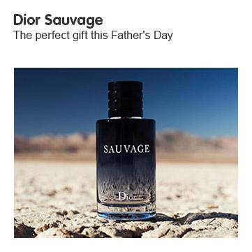 New Dior Sauvage