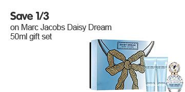 Save a 1/3 on MJ Daisy Dream Gift Set