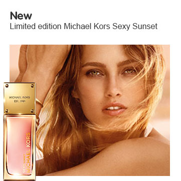 New Michael Kors Sexy Sunset