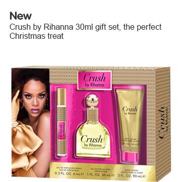 Rihanna Crush gift set