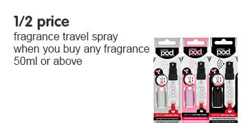 Travalo Spray