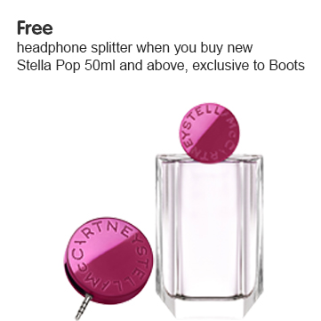Stella Pop Headphone