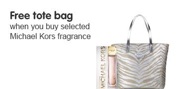 Free MK tote bag