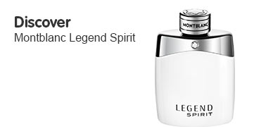Discover Montblanc Legend Spirit