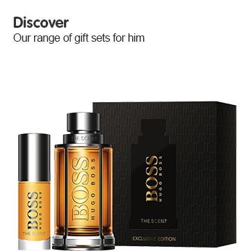 Fragrance gift sets for him