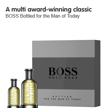 BOSS Bottled gift set