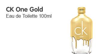 CK One Gold Eau de Toilette 100ml