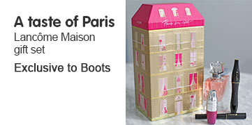 Lancome Maison gift set