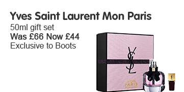 YSL exclusive gift set half price