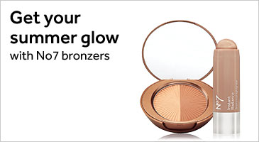 get your summer glow with number seven bronzers