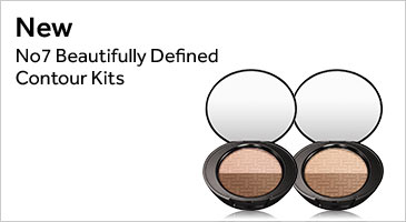 New No7 Beautifully Defined Contour Kits