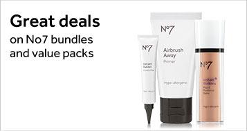 No7 bundles and value packs