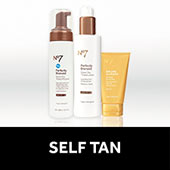 Number seven self tan