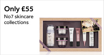 Number seven skincare collections