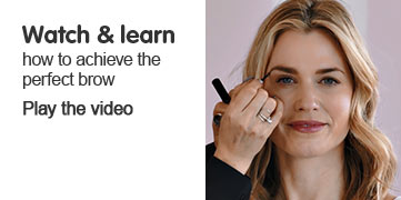 Watch and Learn to acheieve the perfect brow - Benefit