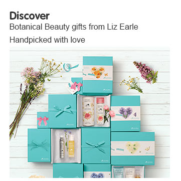 Liz Earle Spring Gifts