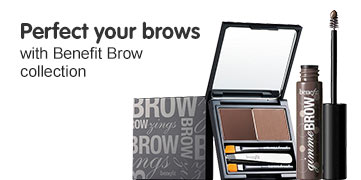 Discover Benefit Brow Collection