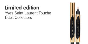 Limited edition YSL touche eclat collectors
