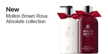 New Molton Brown Rosa Absolute