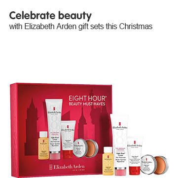 Celebrate beauty with Elizabeth Arden Christmas Gift Sets