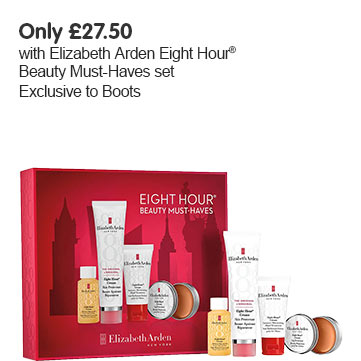 Elizabeth Arden 8hr Must Haves Set
