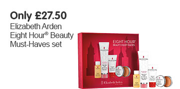 Exclusive to Boots, Elizabeth Arden Eight Hour Beauty Must-Haves Set