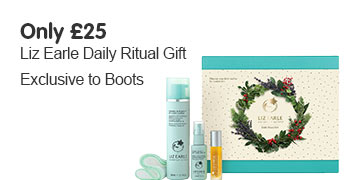 Liz Earle Daily Ritual Gift - Only twenty five pounds