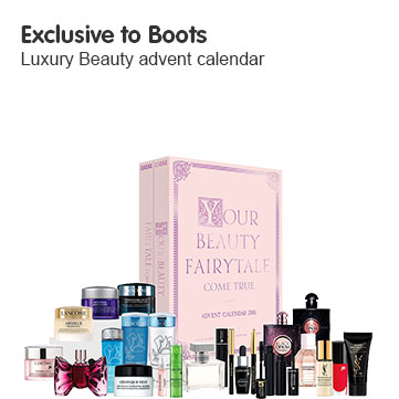 Lancome beauty advent calendar