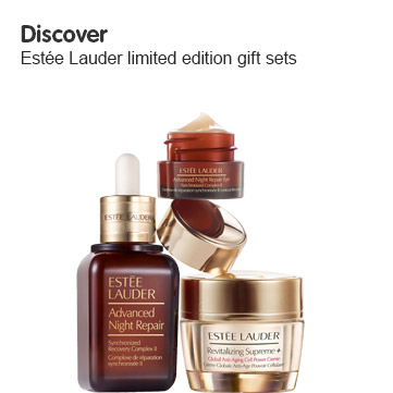Discover Estee Lauder Limited Edition Gift Sets