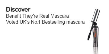 Discover Benefit They're Real! mascara