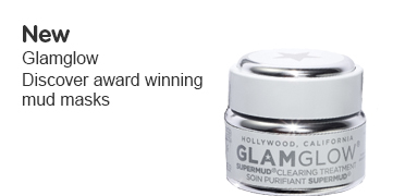 New Glam Glow skincare