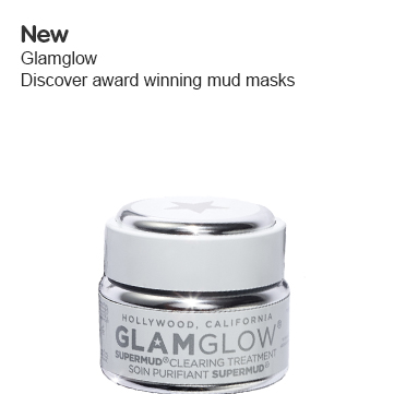 Glam glow mud masks