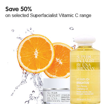 Save fifty percent on superfacilaist vitamic c