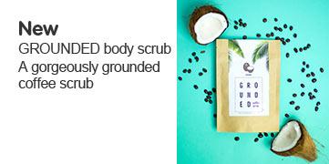 New Grounded Coffee Body Scrub