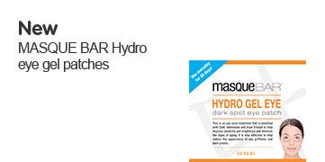 New Masque Bar Hydro Eye Gel Patches