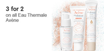 Three for two on Avene