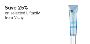 Save 25 percent on Liftactiv from Vichy