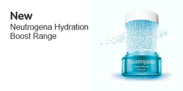 New Neutrogena hydration Boost