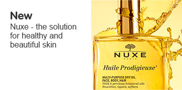 New Nuxe the solution to healthy and beautiful skin