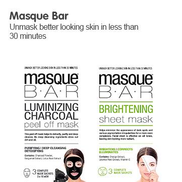 Masque bar face masks