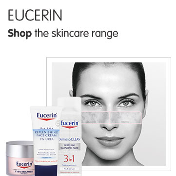 Shop Eucerin skin care now