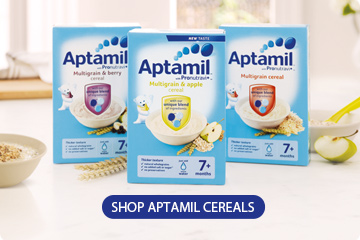 Aptamil cereals
