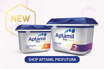 NEW Aptamil profutura milks